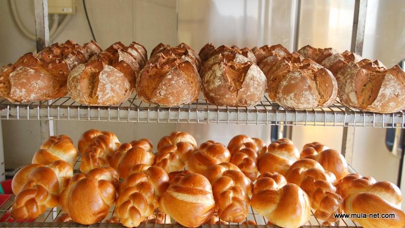 今夜は手づくりパンの日