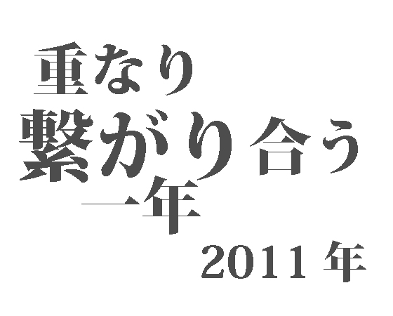 2011年をやってみて<br/>【豊里交流会より】