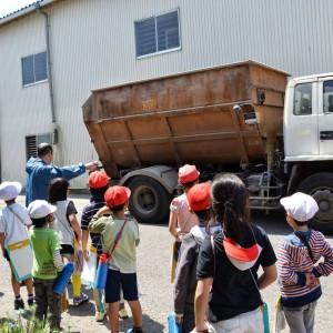 高野尾小学校乳牛部探険 2012-01-002