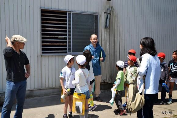 高野尾小学校乳牛部探険 2012-01-005