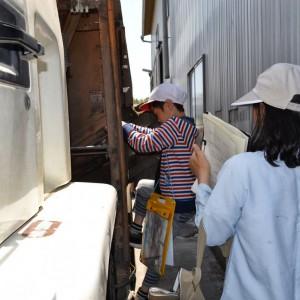 高野尾小学校乳牛部探険 2012-01-004