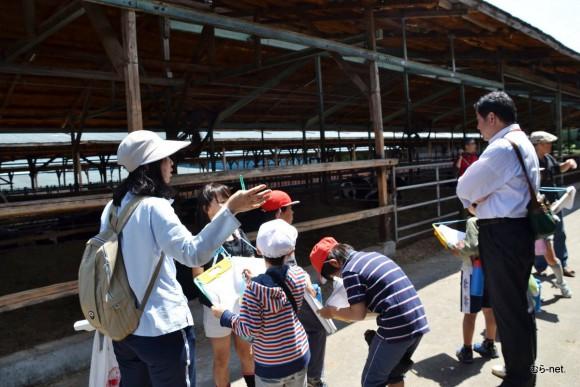 高野尾小学校乳牛部探険 2012-01-006