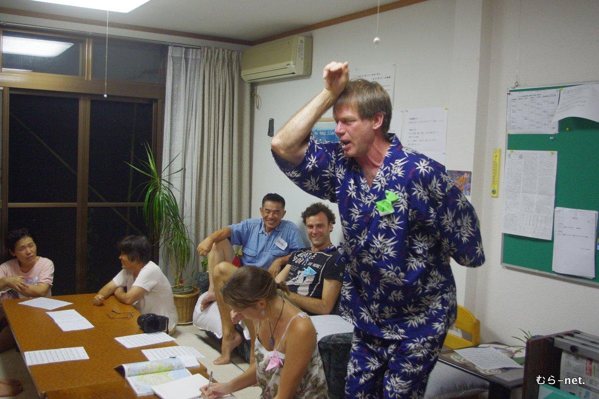 オーストラリアからの愉快な仲間達<br/>in 加賀