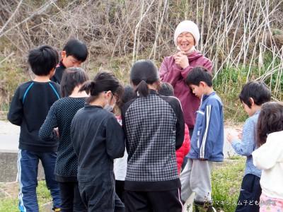 2015年春の子ども楽園村