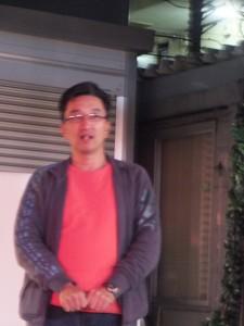 飯田からオオスミさん