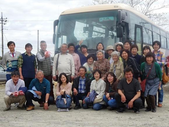 関西からバスで