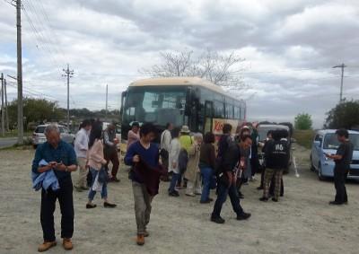 関西からバスでB