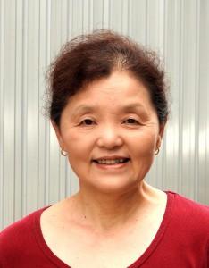 渡辺峰子さん