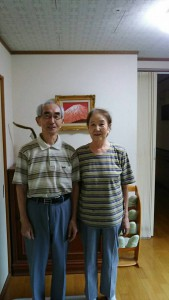 吉田光男84才 吉田和子82才