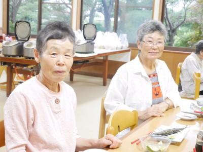 塗師村勝子さん73歳