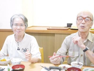 後田武さん82歳 玲子さん79歳
