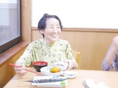 高橋タカさん79歳