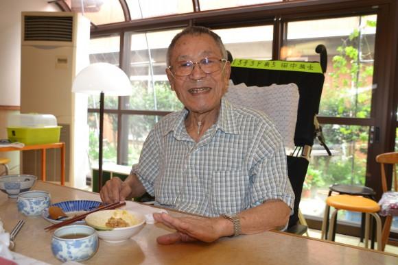 田中強士(93)シベリアの生き残り、数少ない語り部です。戦争は嫌だ。