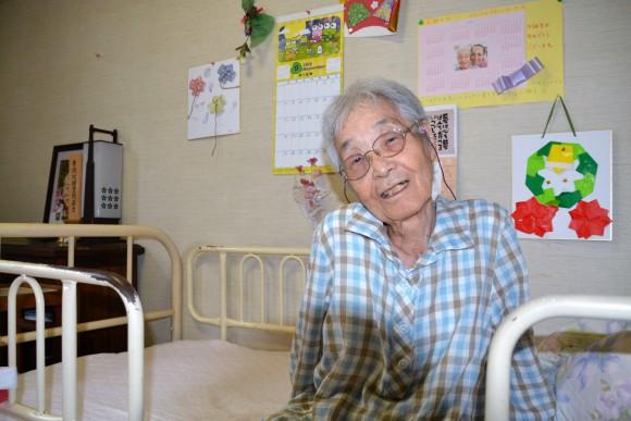 藤居静子(91)デイサービスも楽しいよ