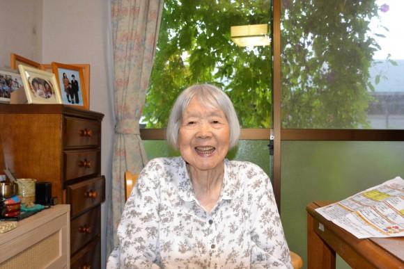 渡辺美代子(92)