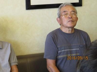 遠藤 力 77歳 自家用野菜に朝市に苗の店に精を出してます