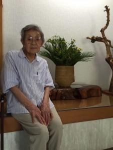 杉山瑞江(90)
