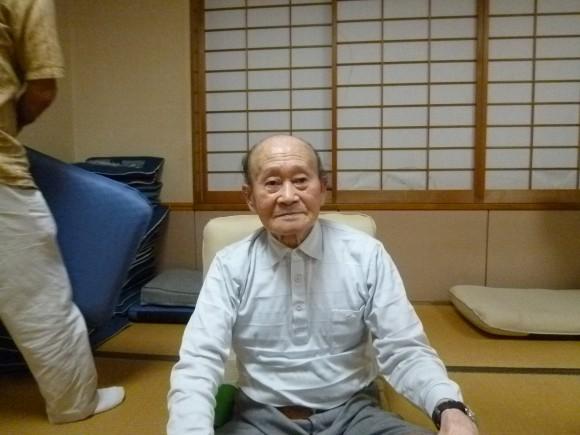 谷畑光彦(86)研鑽会には必ず出席