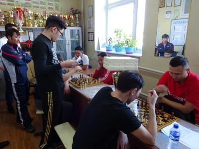 チェス大会