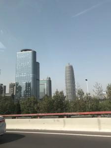 北京へ向かうため西峡県をあとにして鄭州で一泊