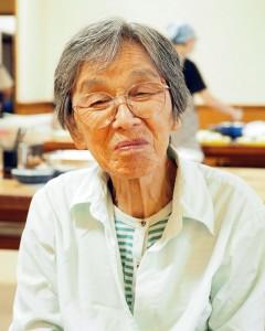 安井輝代さん