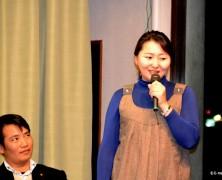 豊里実顕地での『モンゴル交流会』