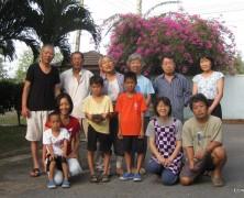 タイ実顕地25周年