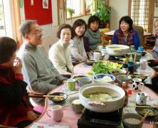 福岡南地区での豚しゃぶ懇談会