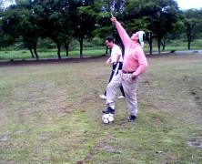 サッカー最終予選