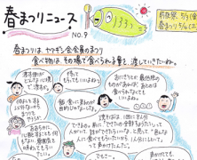 春まつりニュース2013 no.9