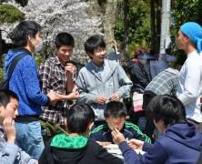 春の集い【岡部】
