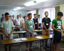 モンゴル実習2期生 研修の様子