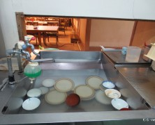 食器洗浄機の貼り紙【春日山】