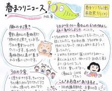 春まつりニュース2013 no.8