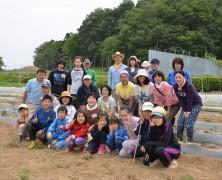 5月度ふるさと村in岡部