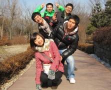 韓国ー青春地球村(청춘지구촌)
