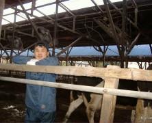 モンゴルからの実習生を受け入れて【北条】