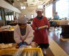 鯖寿司作り【豊里】