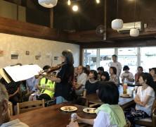 永井由里さんの 「バイオリンの演奏」が聴けるかもin三重県3実顕地