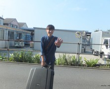 モンゴルからの少年【多摩】
