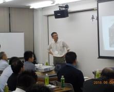 養豚協会の総会で生原さんの講演を聞いて