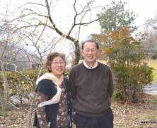川添夫妻タイ実顕地へ出発(配置です)