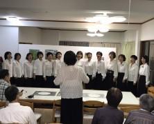 豊里キラキラ合唱団きたる!