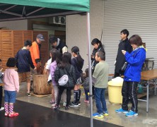 ファーム町田店の雨の日曜日(4/3)