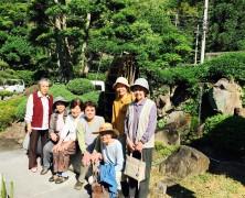 水沢地区老蘇旅行  六川実顕地へ。