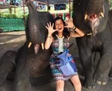 私の留学体験記