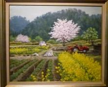 『春の光景』