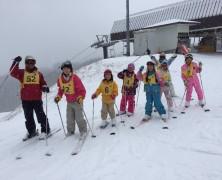 スキー合宿に行ってきました