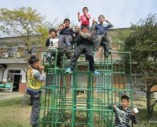 こんなにたくさんの子供達【春日山】