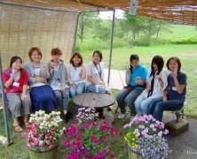 2011別海地球村レポート(8/5~9)